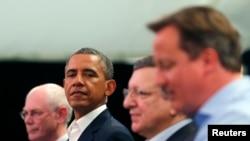 Liderë të G8-ës