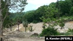 Природа Малого Ахуна восстановлению не подлежит. Фото Андрея Королева