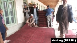 آرشیف: قالین افغانی در ولسوالی آقچه