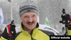 Аляксандар Лукашэнка, архіўнае фота.