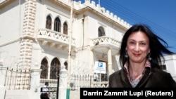 Հետաքննող լրագրողուհի Դաֆնե Կարուանա Գալիցիա, արխիվ