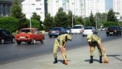 Türkmen goşunyndaky çagyryş boýunça gullukdan ir boşamak üçin 'para bermeli'