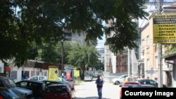 Pamje nga Shkupi i vjetër