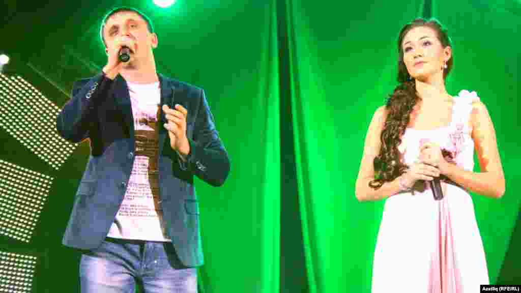 Илшат Вәлиев һәм Диләрә Илалетдинова