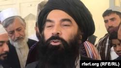 آرشیف، سید اکبر آغا رئیس شورای راه نجات افغانستان و یک مقام پیشین گروه طالبان