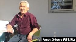 Hajrudin Toskić, foto: Arnes Grbešić