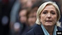 مارین لوپن نامزد راستگرای انتخابات ریاست جمهوری فرانسه