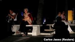 بحران گسترده بیبرقی ونزوئلا را فرا گرفته است