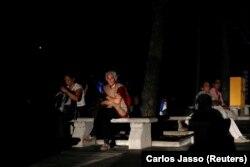 Каракас. Блэкаут. 11 марта