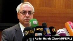 عبد الباسط سيدا رئيس المجلس الوطني السوري المعارض