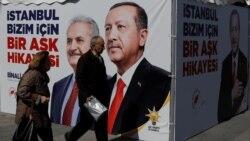 Թուրքիայում «Արդարություն և զարգացում» կուսակցությունը ձայների վերահաշվարկ է պահանջում