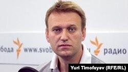 Російський опозиційний політик Олексій Навальний