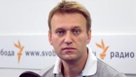 Алексей Навальный в студии РС. Май 2011 года