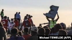 روز یکشنبه در پی سقوط یک فروند بوئینگ ۷۳۷ مکس ۸ خطوط هوایی اتیوپی، تمامی ۱۵۷ سرنشین پرواز جان خود را از دست دادند.