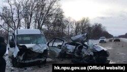 Жертвами ДТП стали чотири людини