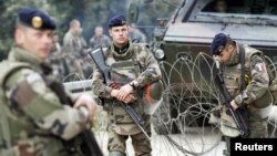Contingentul francez al trupelor NATO în Kosovo