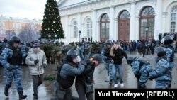 В Подмосковье удалось избежать беспорядков, подобных тем, что были на Манежной площади в Москве 11 декабря