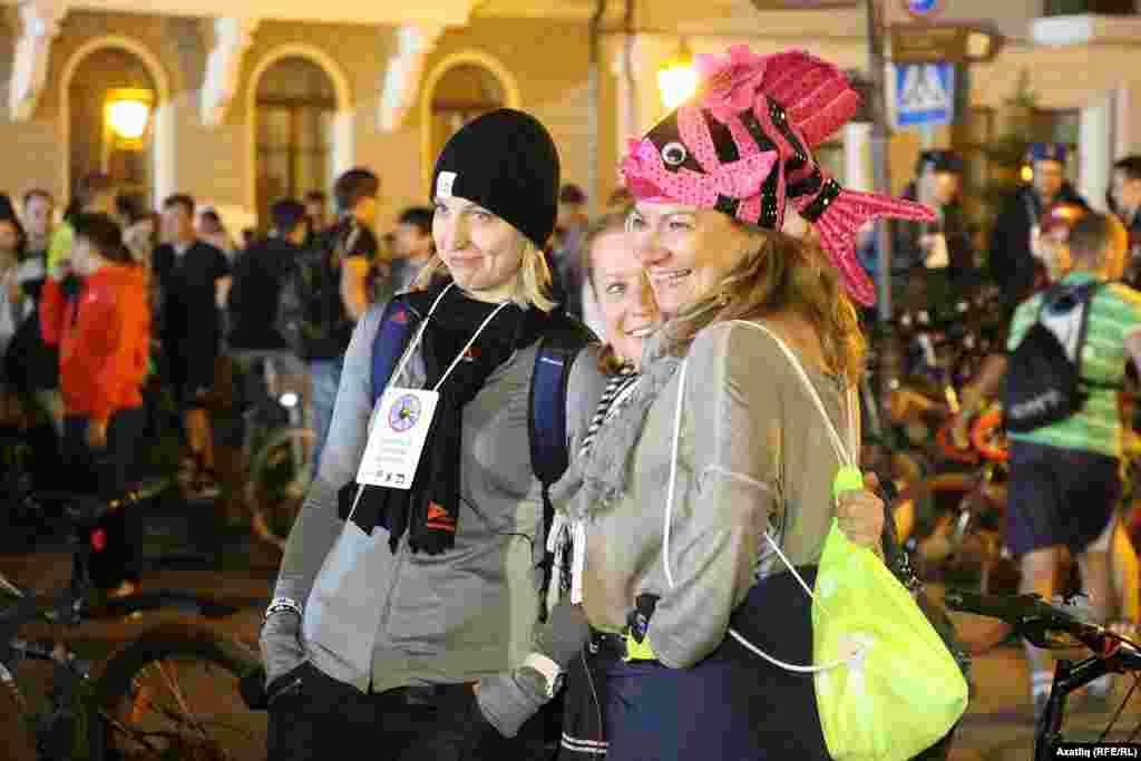 Чарада Татарстан велосипедчылары гына түгел, күрше республикалардан да катнашучылар булды.