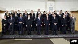 Міністри закордонних справ країн-членів НАТО