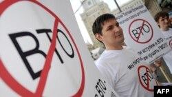 Не все в России хотят вступления страны в ВТО