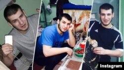 Москохарчу Можайск кIоштерачу набахтехь кхобучу Ямадаев Сайд-Хьусейна шен Инстаграмерчу агIонтIе тоьхначех цхьа сурт.