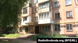 Будинок в Донецьку, в якому, за твердженням Transparency International, Наталія Поклонська має незадекларовану квартиру
