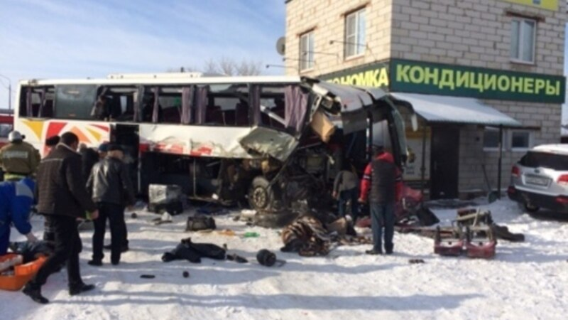 ԱԻՆ-ը նոր մանրամասներ է հաղորդում Երևան-Մոսկվա ավտոբուսի վթարից