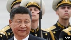 Қытай басшысы Си Цзиньпин.
