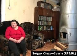 Жительница Вегаруса Клавдия Ивановна Лукьяненко