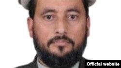 عرفان الله عرفان منشی دوم ولسی جرگه افغانستان