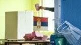 Kosovo: Voting in Gracanica