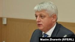 Председатель Мурманской областной думы Василий Шамбир