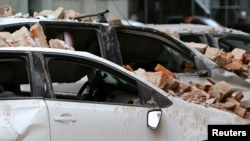 Pasojat e tërmetit në Zagreb