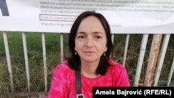 """Verujem da je vreme da se ovome više stane na kraj, izgubili smo poverenje u bolnicu i lekare"""", kaže ona za RSE: Hajrija Bahor"""