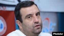 Кандидат в президенты Армении Вартан Седракян