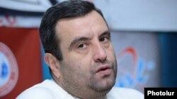 Экс-кандидат в президенты Вартан Седракян