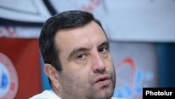 Кандидат в президенты Вартан Седракян