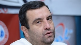 Armenian presidential candidate Vardan Serdakian