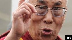 Тибеттің қуғындағы діни жетекшісі Далай Лама. АҚШ, 18 ақпан 2010 жыл.