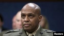 Директор разведывательного управления министерства обороны США генерал-лейтенант Винсент Стюарт