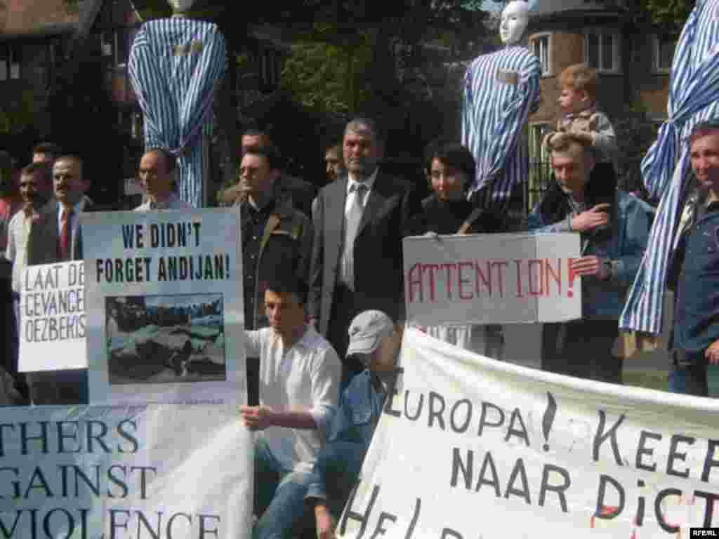 Расстрел мирной демонстрации в Андижане #11