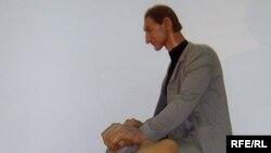 Восковая фигура Мэтью Макгори. Астана, август 2008 года.