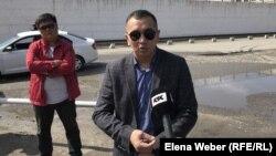 Бахытжан Жансеитов, отец 23-летнего Рахымжана, убитого в ресторане «Древний Рим». Караганда, 4 сентября 2019 года.