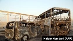 Urmările atacului terorist din sudul Irakului, 14 septembrie 2017