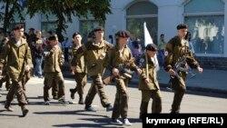 Дитячий парад у Севастополі, 19 травня 2017 року