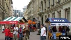 Predizborna kampanja 2009, ilustracijska fotografija: zoomzg.