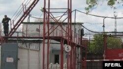 АК 159/6 тәртіппен түзеу мекемесі. Қарағанды облысы Долинка елді мекені 21 мамыр 2010 жыл.