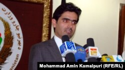 فرامرز تمنا، سخنگوی وزارت خارجه افغانستان