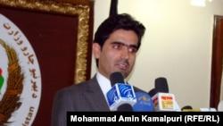 فرامرز تمنا رئیس بخش مطالعات استراتیژیک وزارت خارجه افغانستان