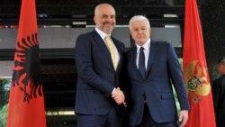 Premijeri Crne Gore i Albanije o demarkaciji granice Kosova i Crne Gore